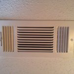 Supply air grilles can be closed some to force more air to other rooms