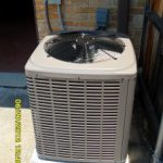 Coleman Condensing Unit installed by Arctic Comfort