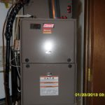 Coleman Gas Furnace installed by Arctic Comfort