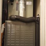 Trane Gas Furnace with matching Trane Evaporator Coil installed by Arctic Comfort, Garland, TX