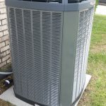 Trane XV20i Condenser installed by Arctic Comfort Garland, TX