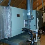 Trane XV80 Furnace and Trane Evaporator Coil installed by Arctic Comfort