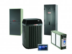 Trane Air Conditioning & Heating Equipment & Systems