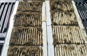 Clogged Return Air Grilles